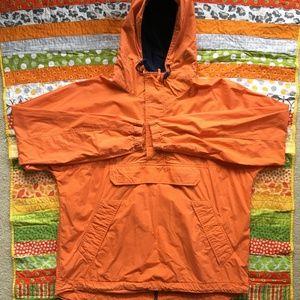 Gap Vintage Orange Pullover Coat
